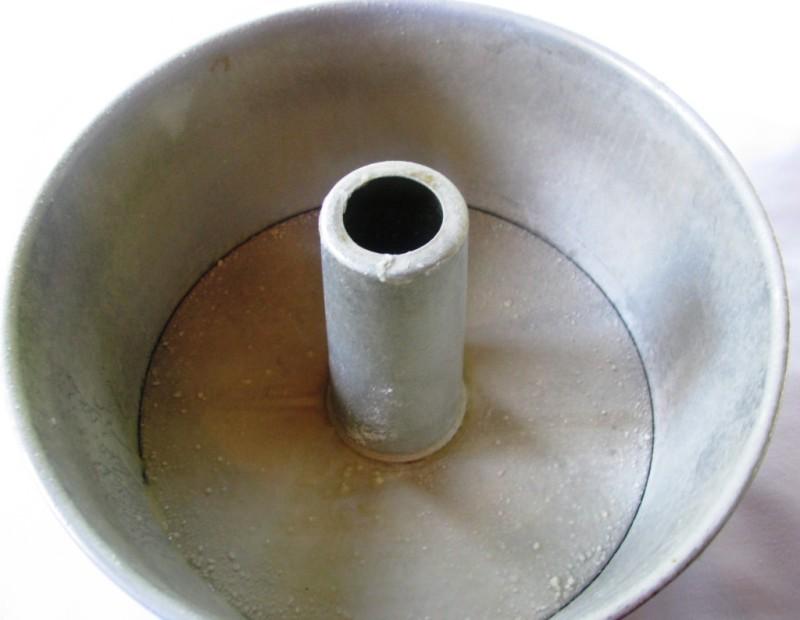 Cream Cheese Pound Cake Tube Pan