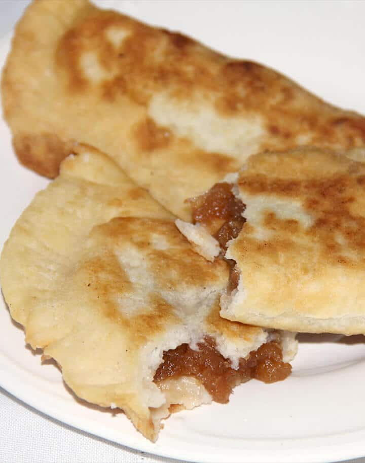 Recipe For Old Fashioned Fried Apple Pies