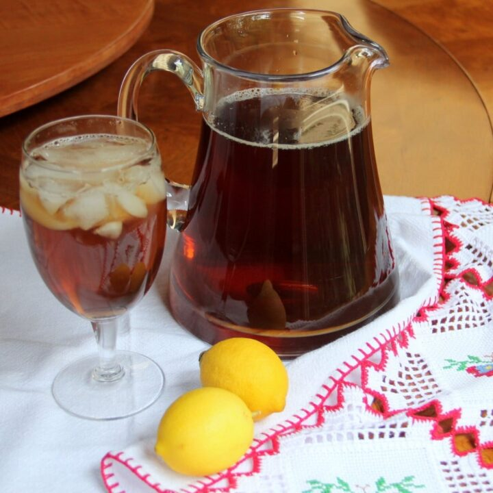 Sweet Tea Southern Style