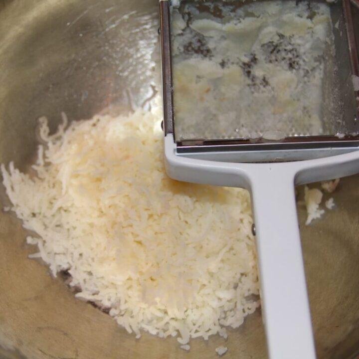 Quick Weeknight Mashed Potatoes