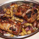Cider-Brined Pork Roast
