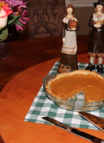 Mama's Sweet Potato Pie