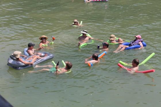 FOKers at the Lake