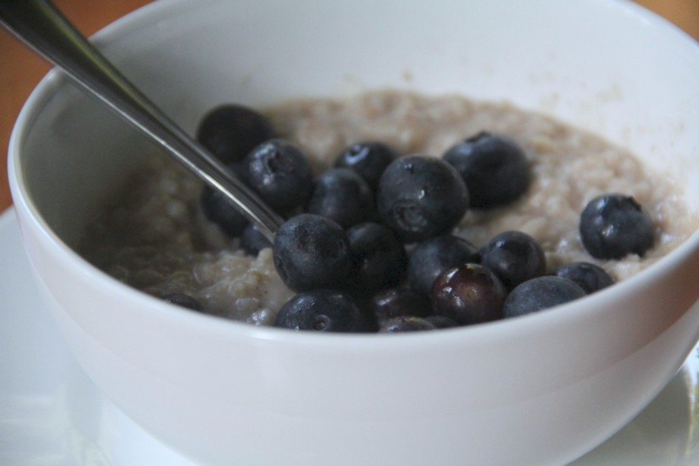 Brown Sugar and Cinnamon Freezer Oatmeal