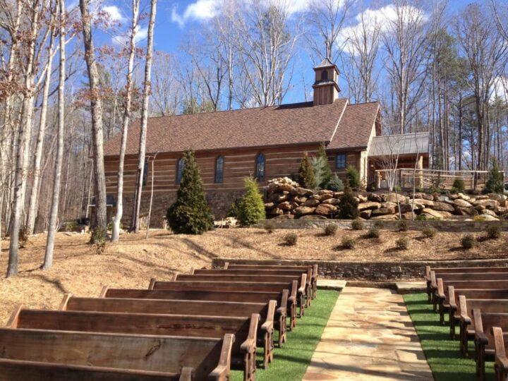 Indigo Falls Chapel