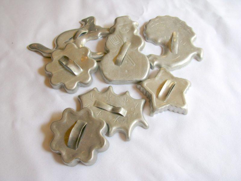 Grandma's cookie cutters