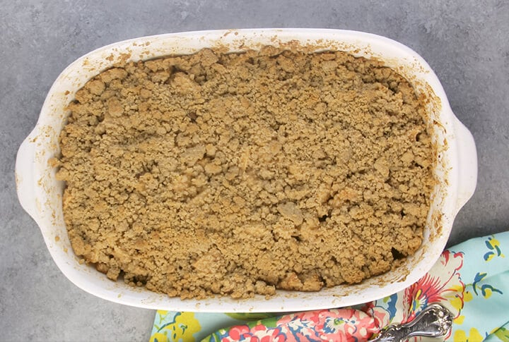 25+ bästa Apple crisp without oats idéerna på Pinterest ...