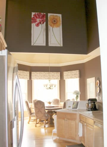 Downstairs Redo: Please Help Me Pick Paint Colors