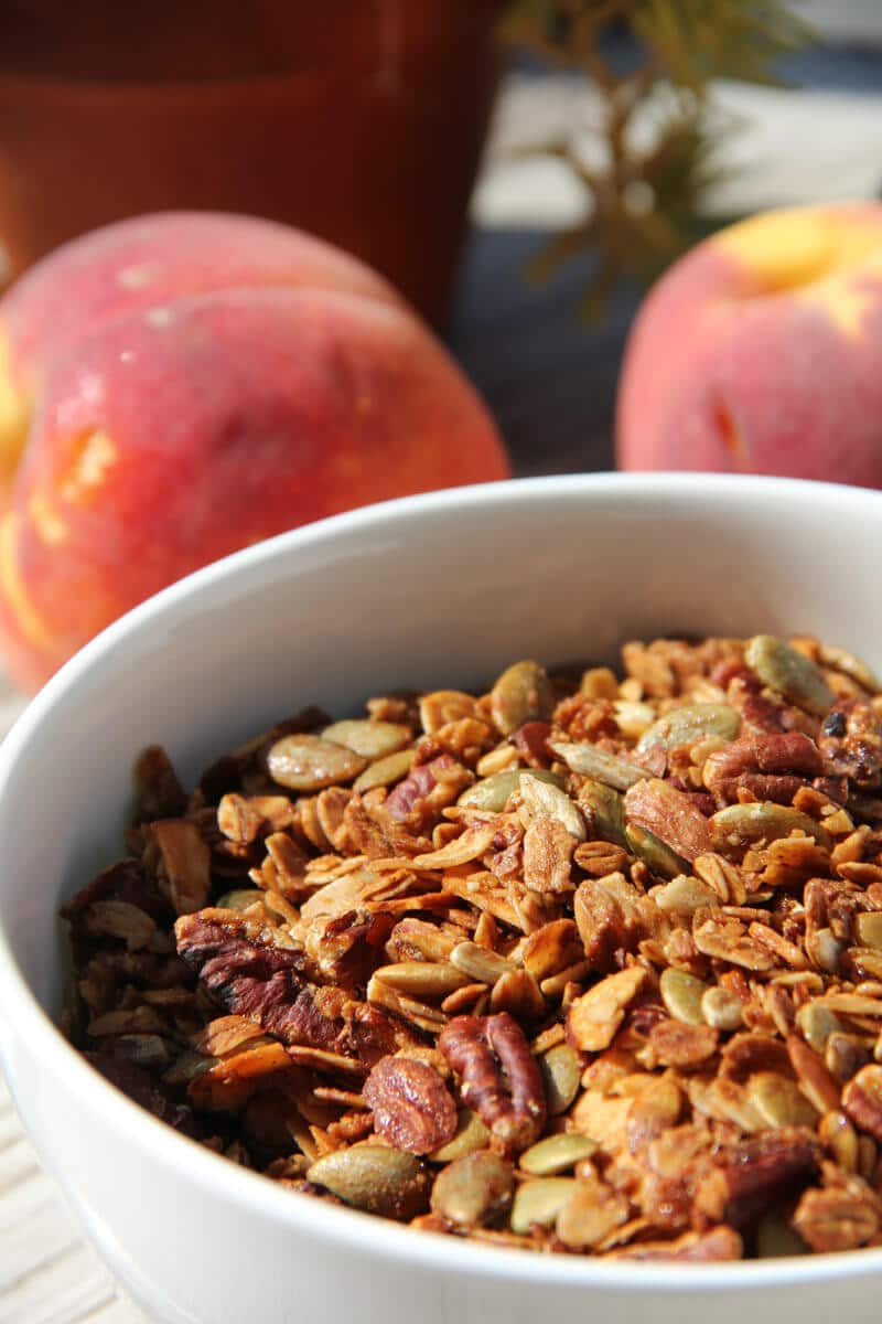 Homemade Granola is Easy and Delicious!