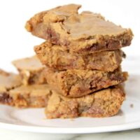 Blondies Recipe -- Simple and Foolproof!