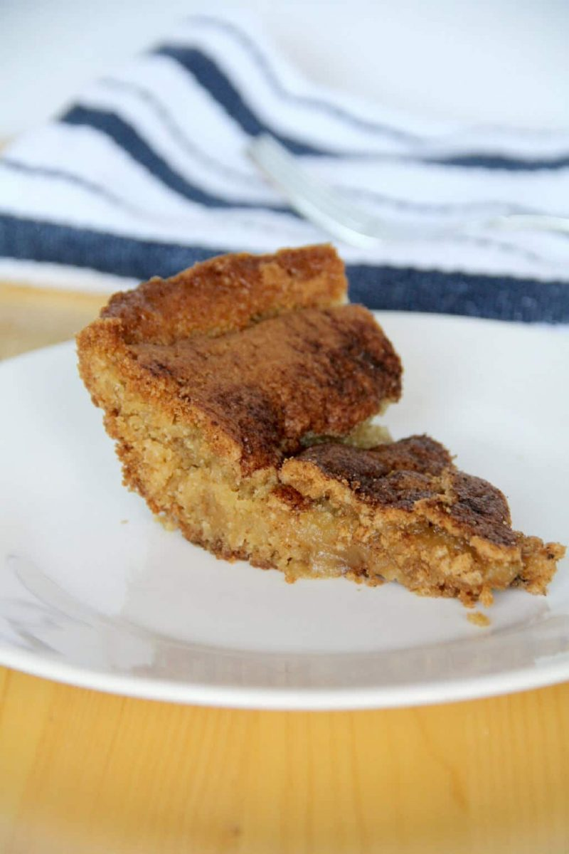 Snickerdoodle Cookie Pie – Quick and Easy!