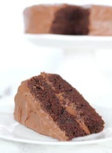 Best Chocolate Cake – Hershey's Devil's Food Cake