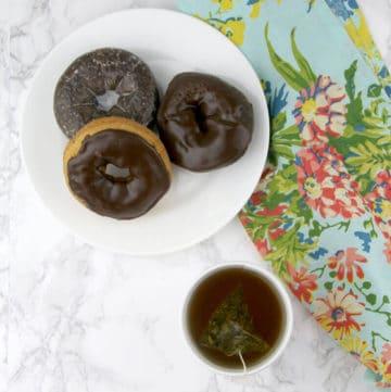 Dunkin' Donuts tea