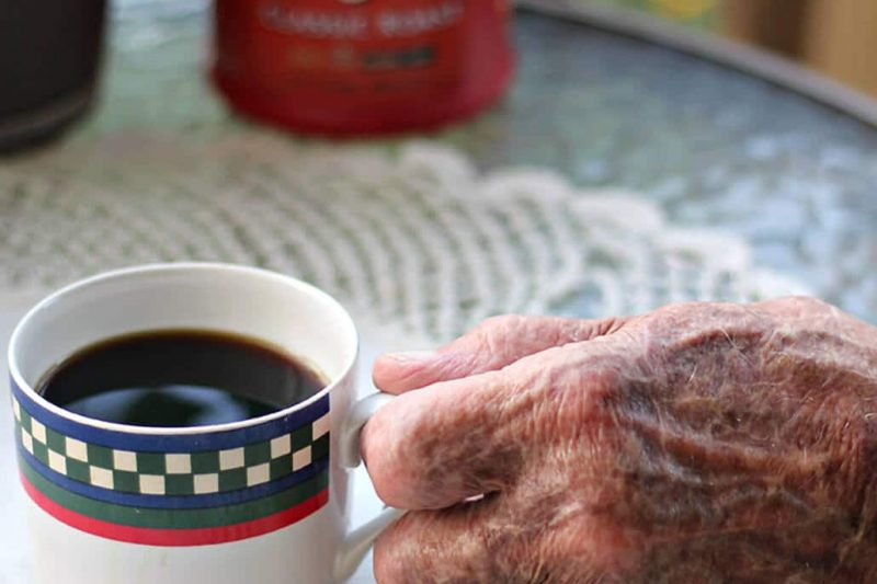 Share a Cup and a Story with a Veteran