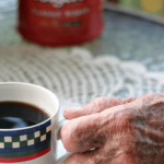 Have you talked with a veteran lately? #AD Stop by your local Walmart and pick up some Folger's coffee, then go visit a veteran that you know and just ask about their service—and let them know they are appreciated. It's a small thing, but it can mean so much. #AD #folgers #veteransday #veterans via @southernfoodandfun