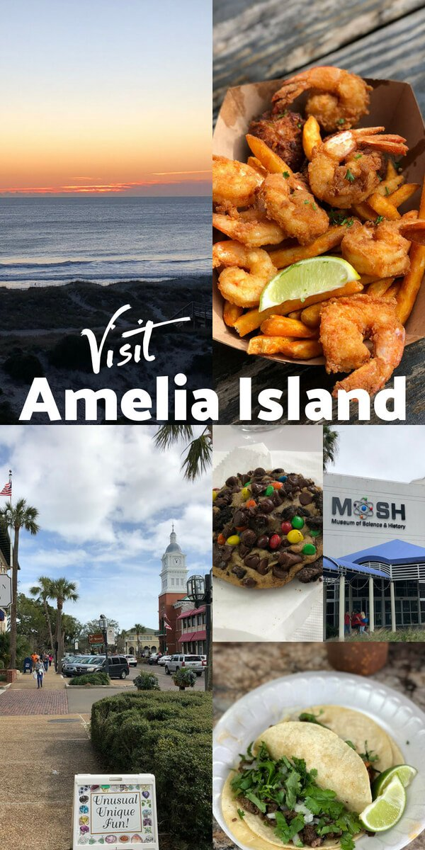 Amelia Island is one of the most beautiful islands in the Southeast, with amazing restaurants and tons of fun things to do for families or empty-nesters!