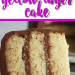 Moist yellow cake recipe that gives you perfect results every time! No more wondering how your cake will turn out -- this recipe is easy and delicious! And you can use it for a layer cake or cupcakes.